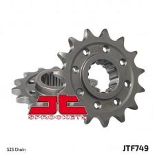 Γρανάζι εμπρόσθιο JT JTF749-15
